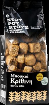 Snacks Μπουκιά Κρίθινη-Ντουρουντούς Φούρνος