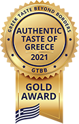 AUTHENTIC GREEK TASTE AWARD 2021
