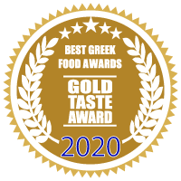 AUTHENTIC GREEK TASTE AWARD 2020